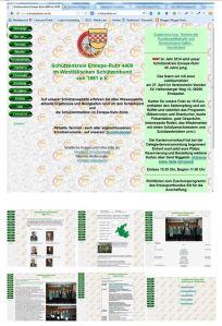Schützenkreis - alte Homepage